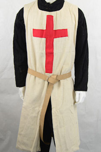 Cotton Templar Tabard - SNMC7401E