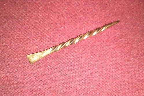 Brass Stylus for Wax Tablets (Tessarae)