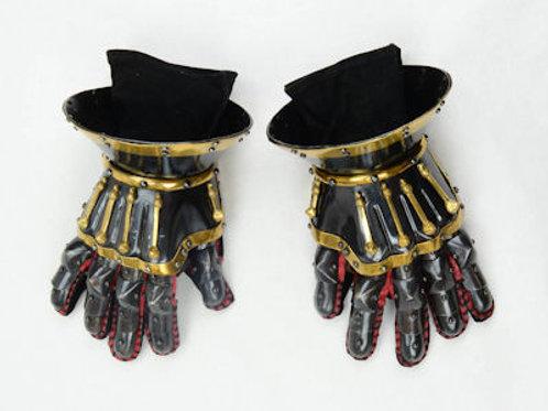 Black Baron's Hourglass Gauntlets - LB25182