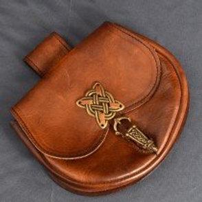 AH4144 Celtic Leather Purse