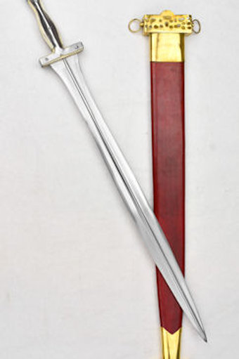 "AH4214N Greek ""Alfedena"" Xiphos Sword"