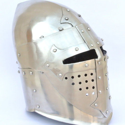Early 14th Century Great Bascinet - 14 Gauge - SNH2224