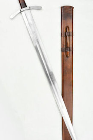 Etched Sword of Saint Maurice - AH6974R_ST