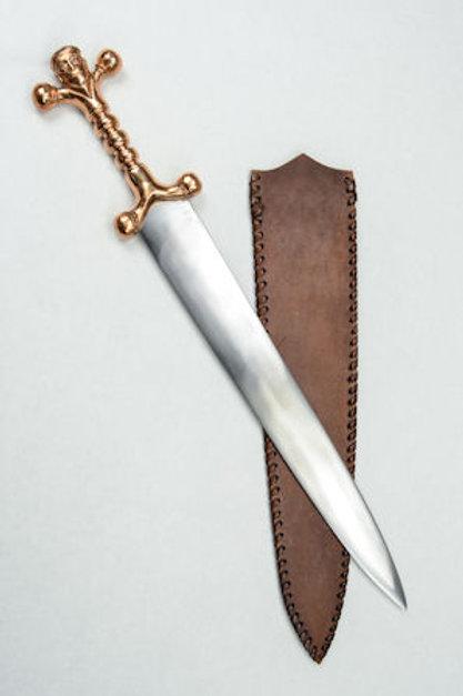 Celtic Bronze-Hilt Dagger - AH4326