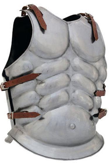 AH6071i Steel Greek Muscle Cuirass