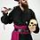 Thumbnail: Cotton Pirate / Renaissance Shirt  SNP7701
