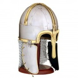 AH6730 Coppergate Helm (butted mail)