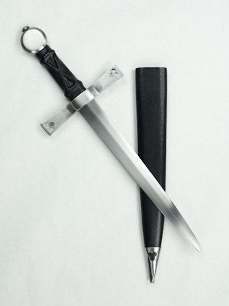 Medieval Gothic Dagger - AH6973R