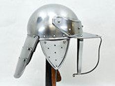 Lobster Tailed Pot Helm - 18 Gauge - AH678