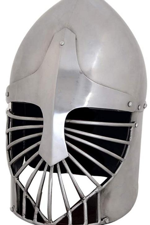14 Gauge Norse Fighting Helmet