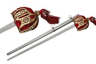 """41"""" Scottish Basket Hilt Sword"""