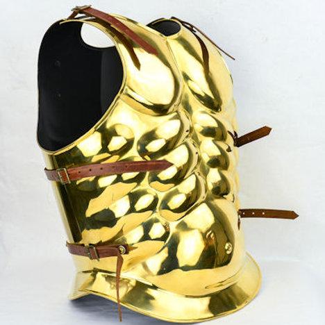 AH6071B Greek Brass Muscle Cuirass
