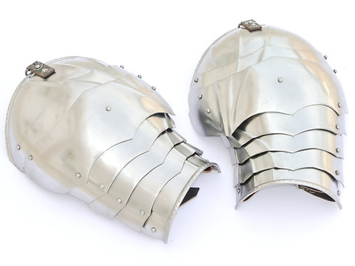 Gothic Pauldrons with Upper Arm Armor - SNSA9215