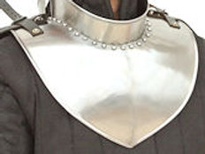 Gorget with Standing Collar - SNSA9257