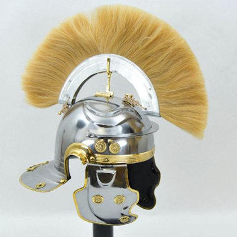 Roman Gallic ''G'' Standard Crest Helm - AH6068
