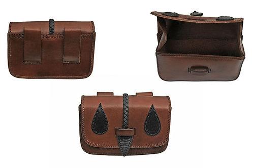 Teardrop belt bag