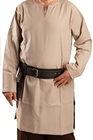 Long Sleeve Celtic, Auxiliary or Civilian Tunic