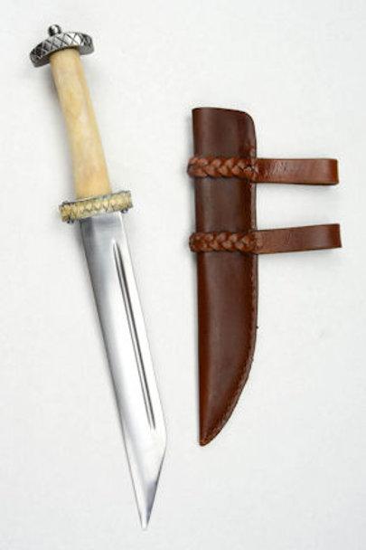 AH4116BN Bone Grip Viking Seax
