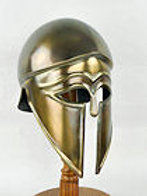 AH6058a Antiqued Corinthian Greek Helm