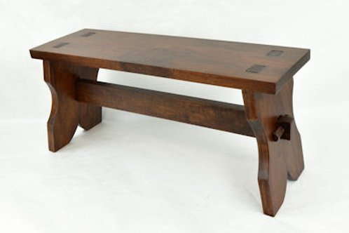 Wooden Bench - F0002