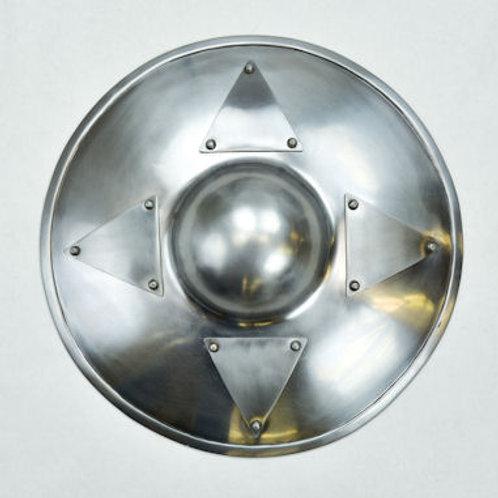 Steel Buckler - 14 Gauge - AH4350