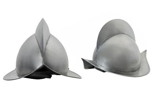 Morion Steel Helm