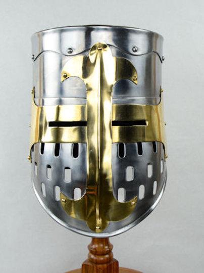 AH3831N Crusader's Pot Helm