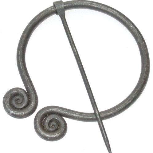 Iron Fibula Paenanular Brooch SNAM8802