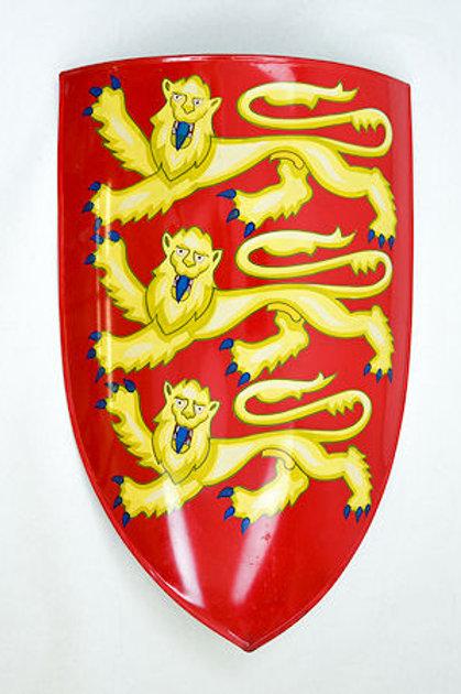 English Royal Medieval Shield - SNS2140
