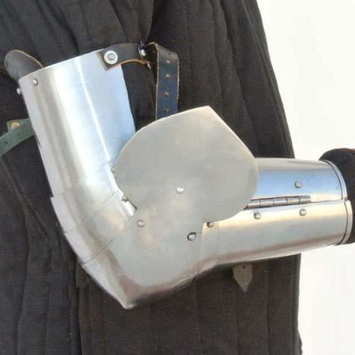 Italian Milanese Style Arm Armor - SNSA9451P16