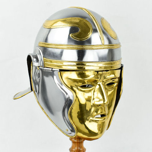 Ah6049 Imperial Gallic Masked Helm (Levy)