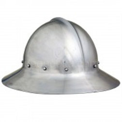 AH6790 14th Century Kettle Hat