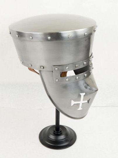 Crusader's Helm - 16 Gauge Steel - SNH2288PL16