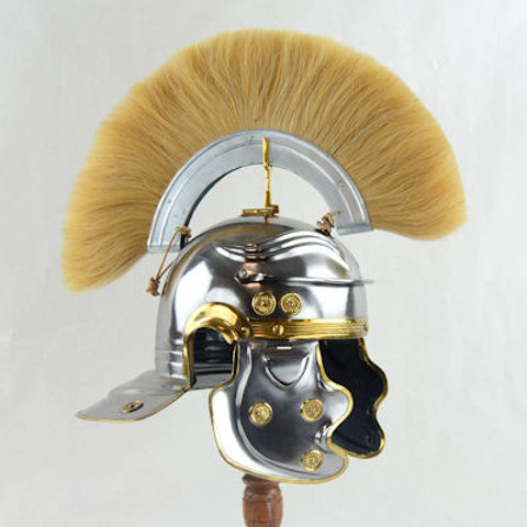 Roman Imperial Gallic ''H'' Helm- 18 Gauge Steel - AH6067