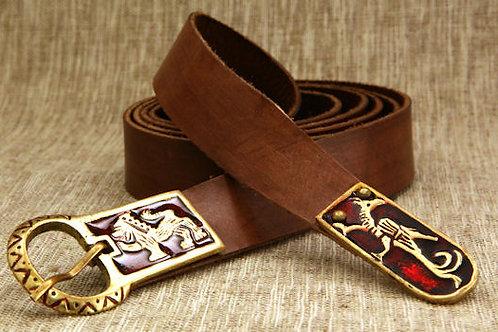 Norman Leather Belt - AH6787