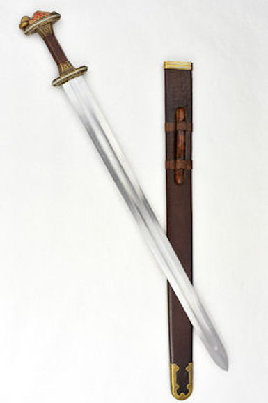 PRS412 Scandinavian Vendel Chieftain's sword