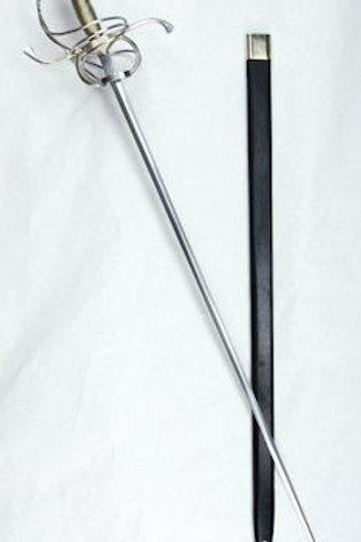 Early 17th Century German Swept-Hilt Rapier - AH6989