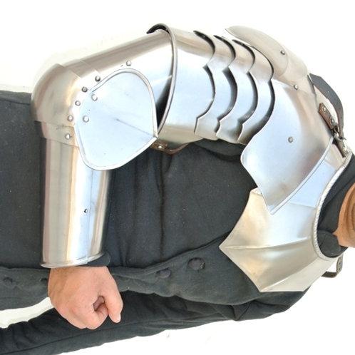Arms Armor with Asymmetrical Pauldrons - SNSA9453