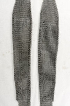 Mail Leggings - Butted High Tensile Wire Rings - SNC536N