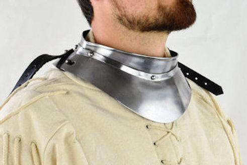 Medieval Gorget - 16 Gauge Steel - LB25512
