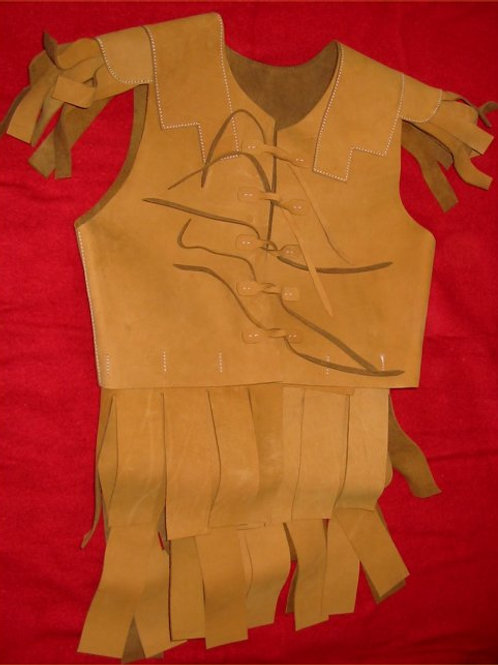 SOTW Custom Leather Subarmalis