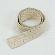 PAdded arming Belt in Black or White SNMC7452