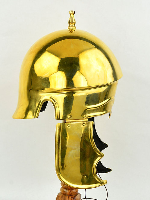 AH6062 B  Greeco-Early Roman Attic Helm