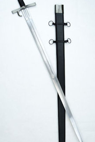 Alexandria Arsenal Milanese Finger Guard Sword - PRS401