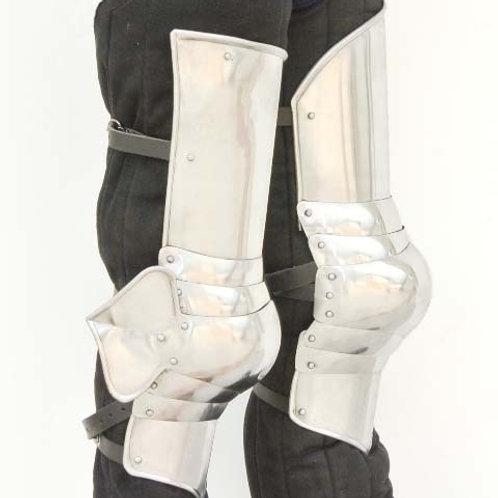 Avenger Leg and Knee Armor - Cuisse and Poleyn - SNSA9556P18