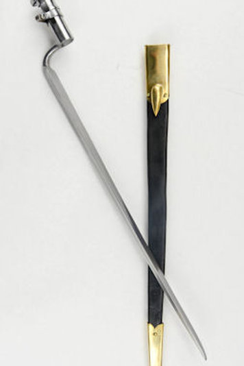 M1853/72 Martini Henry Socket Bayonet - AH3564
