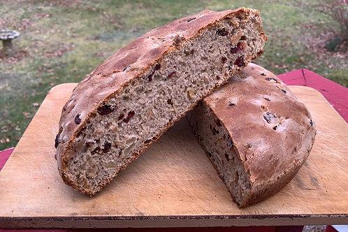 Baking Roman Bread- Leavened by Arria Marina