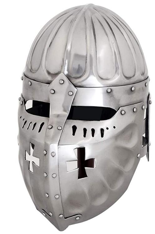 14 Gauge Gothic Fighting Helmet