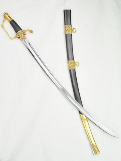 French AN XII Vendemiaire General Officer Sword - USS159