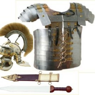 Optio Armor Kit (Lorica)